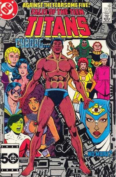 tales of the teen titans 57
