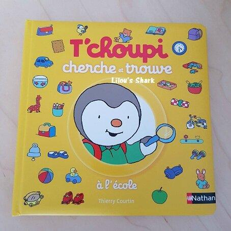 Tchoupi cherche et trouve couverture