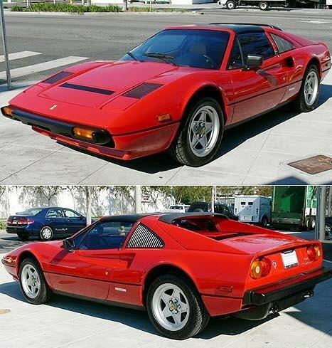 FERRARI - 308 GTSi - 1985