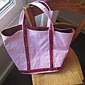 sac style vanessa bruno rose