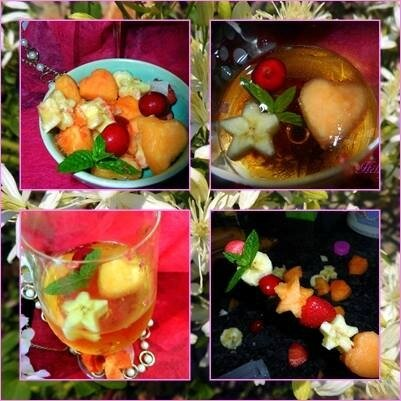 cocktail fruits hellyane passion