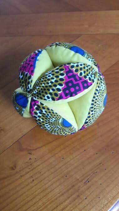 Balle Montessori Ava