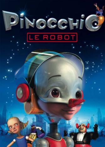 Pinocchio, le robot : un film d'animation franco-canado-espagnol !