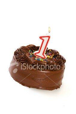 ist2_3800706_one_year_birthday_cake_1_