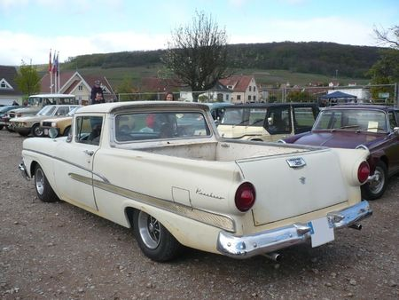 FORD Ranchero pick-up 1958 Soultzmatt (2)