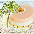 Body butter des îles (recette aroma-zone)