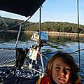 Croisière d'hiver en dalmatie du 11 au 18 février. 12 fév., de vodice à split. visit of krka river, st-nicholas fortress, split