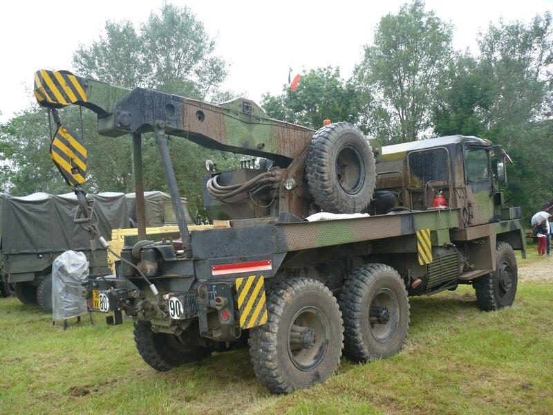 BERLIET TBC 8KT Camion Moyen de Dépannage Madine (2)