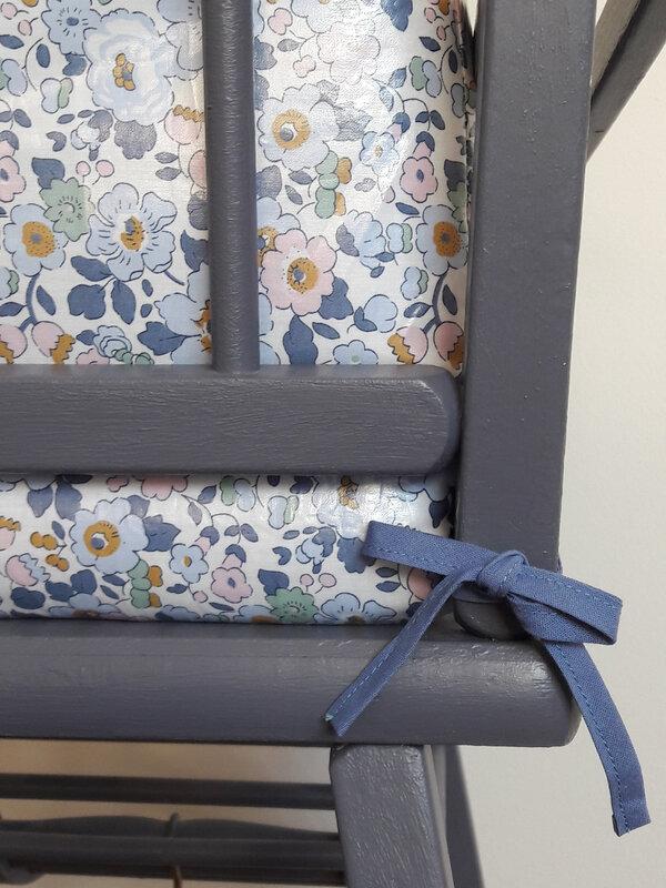 Coussin de chaise haute Demeure des Anges (11)