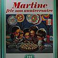 Martine fête son anniversaire 1969