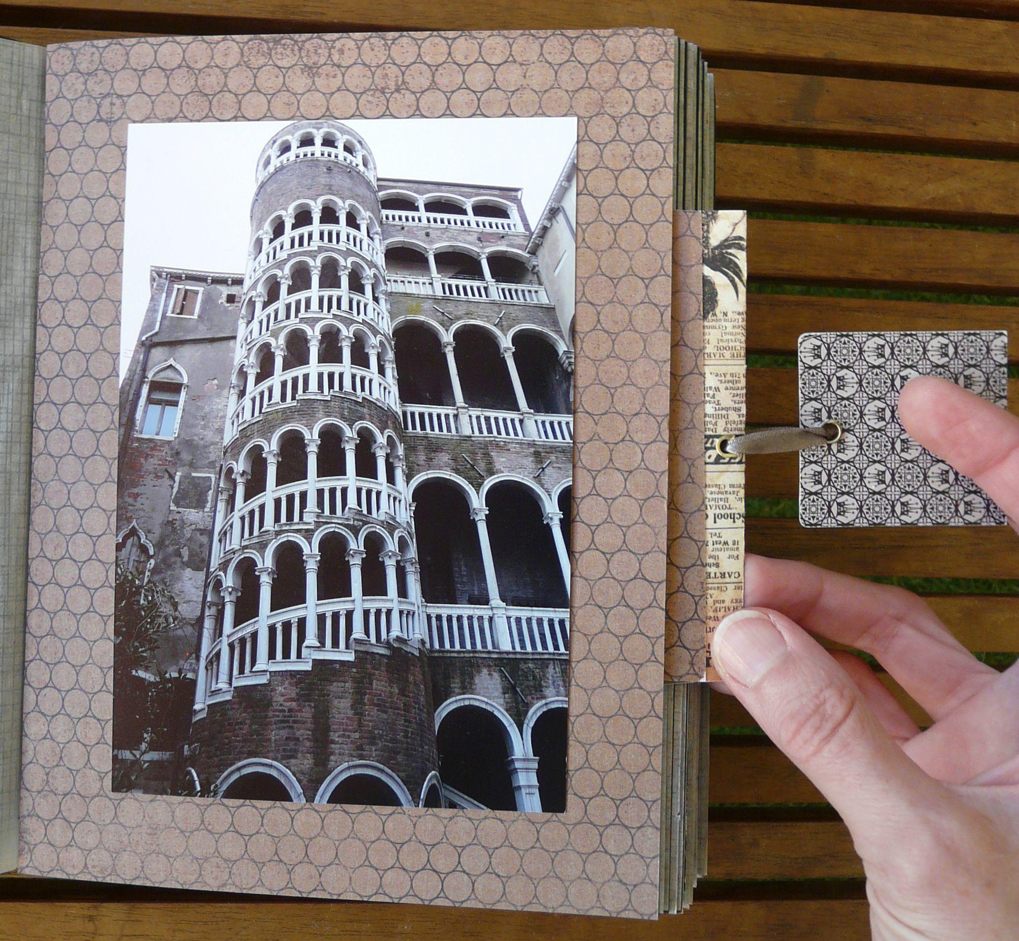 Venise -7 - escalier