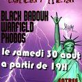 Concert metal 30 aout