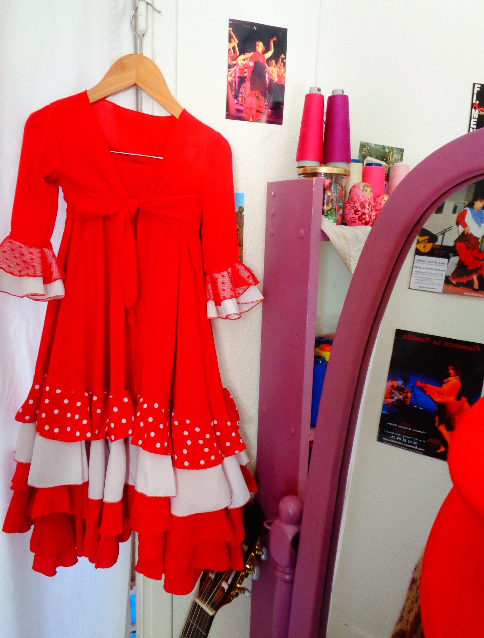 Ensemble Flamenco 4 ans