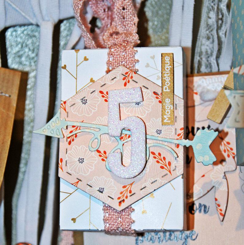calendrier de l'avent-sokai-collection déclaration d'amour & parlez moi d'amour-detail#3-claire-scrapathome