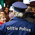 500 manifestants à bruxelles contre les violences policières