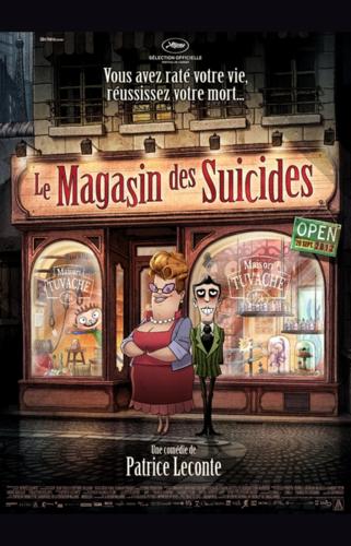 Le Magasin des Suicides (14 Juillet 2013)
