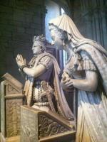 Photo ©Versailles, toute une Histoire – à Basilique de Saint-Denis.