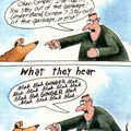 Gary larson and dogs