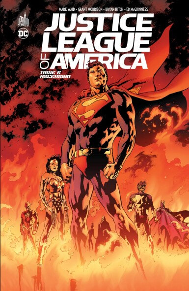 justice league of america 06 ascension