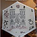 Hexagone n°6: notre dame de paris