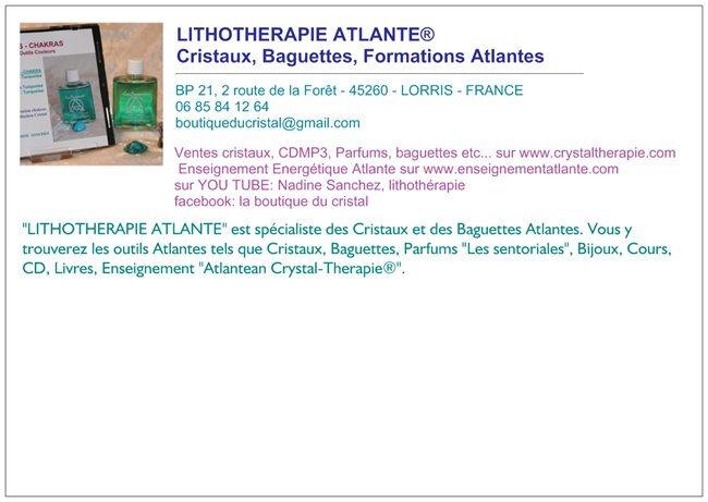 lithotherapie B