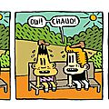 Strip 125 / bill et bobby / chaud !