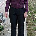 1er pantalon