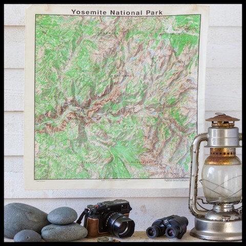 le comptoir americain bandana plan yosemite national parc