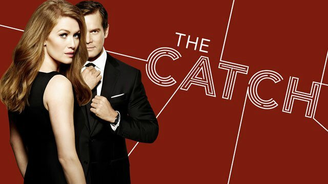 Affiche The Catch