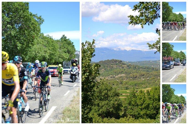 Provence juillet Tour de France 2016