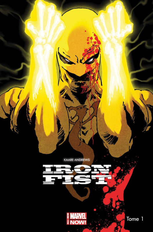 100% marvel iron fist 01 rage