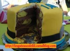 2014 05 17 - gâteau damier (20)