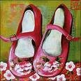rose_chaussures