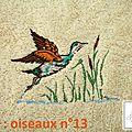 Réf : oiseaux n°13