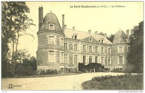 cpa ferte 055chateau