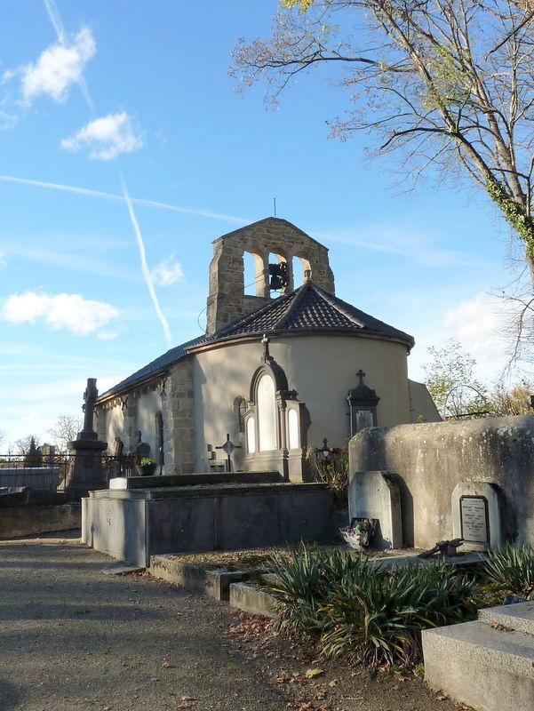chapelle à Varennes-sur-Usson