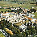 Pontarlier, l'usine Nestlé