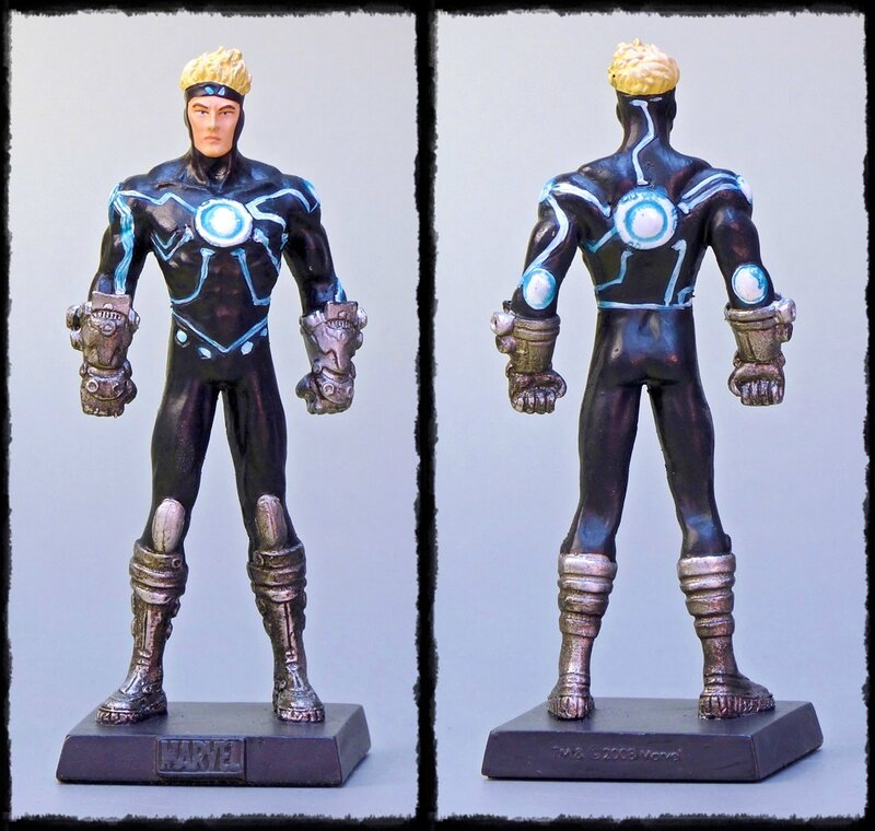 havok eaglemoss