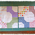 Quilting bee # octobre