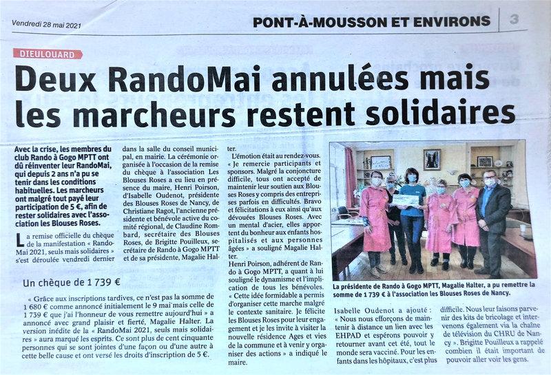 2021-05-28 Article ER RandoMai2021