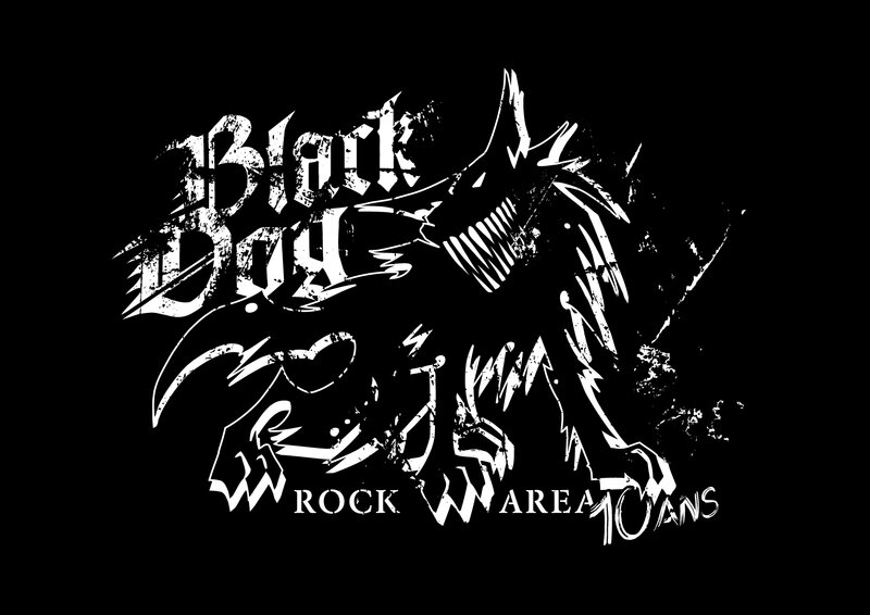 Chien Noir -BlackDogVersion2-10ans