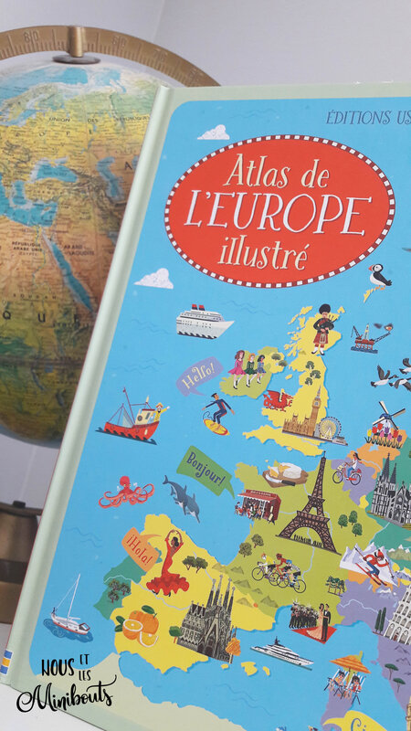 atlas europe usborne
