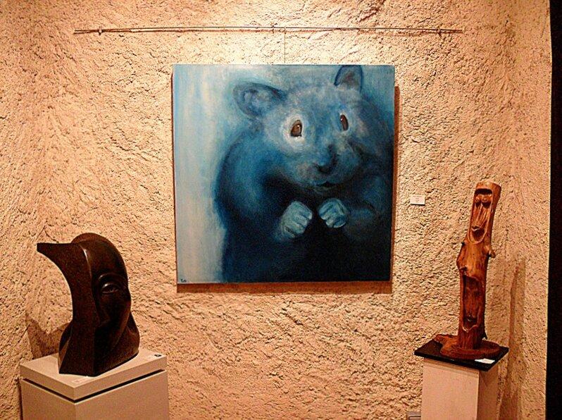 B.MERY : Enigma, TOUSSAINT : Hamster, FRANCE : Grommelot