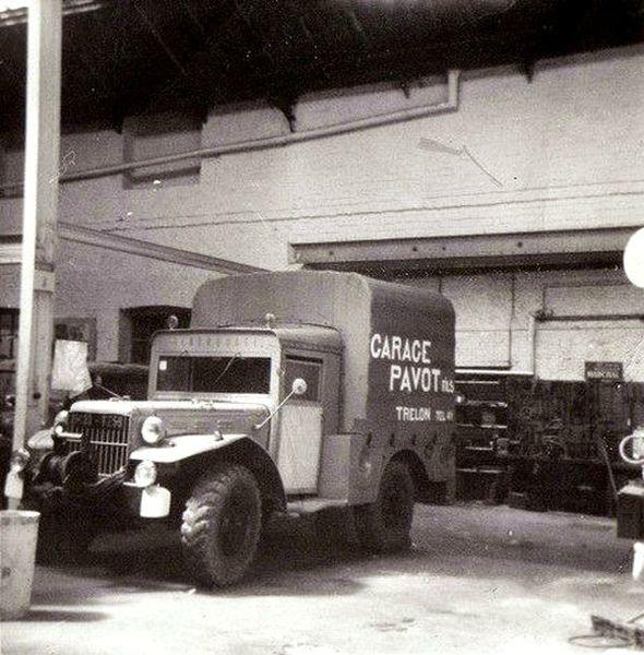 TRELON-Garage Pavot