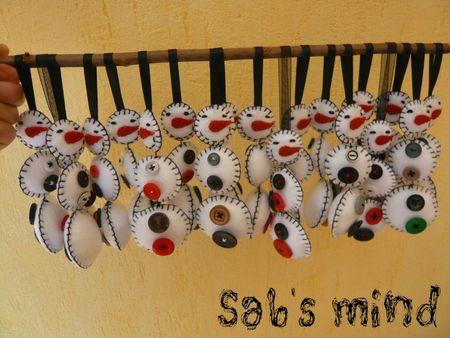 brochette bonhommes de neige