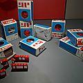 Des boîtes légo de 1969...
