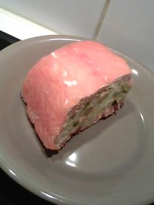 TERRINE SAUMON AVOCAT 1