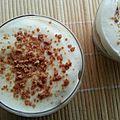 Tiramisu spéculoos et caramel au beurre salé