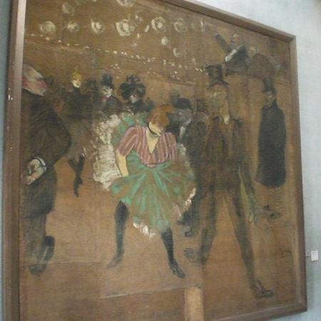 La danse au Moulin-Rouge-Toulouse-Lautrec