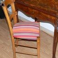 chaise bayadère, encore...